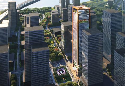 RSHP_Qianhai Financial Holdings Headquarter Tower (2)
