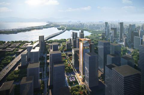 RSHP_Qianhai Financial Holdings Headquarter Tower (1)