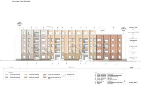 Bell Phillips Architects_Cosway Street residential_Marylebone_drawings