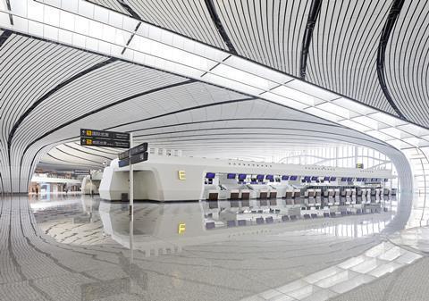 Zaha Hadid - Beijing Daxing International Airport (8)