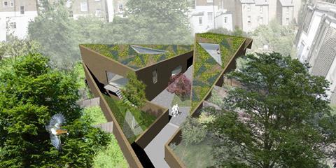 vPPR Architects's Ott's Yard