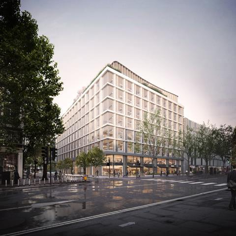 01 Piercy&Company_Network Building_Junction of Tottenham Court Road and Howland Street_CGI by Studio Archetype (1)