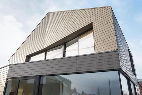 Fibre cement slates can be used to clad a range of wall types, including masonry panels, brick and blockwork, precast concrete and timberframe