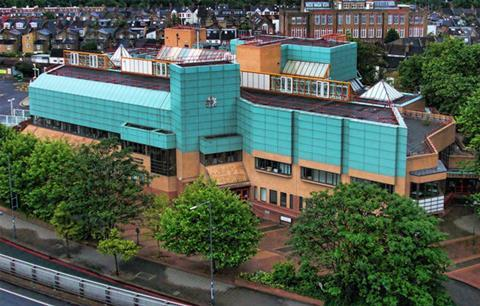 Dexter Moren Magistrates court - existing building