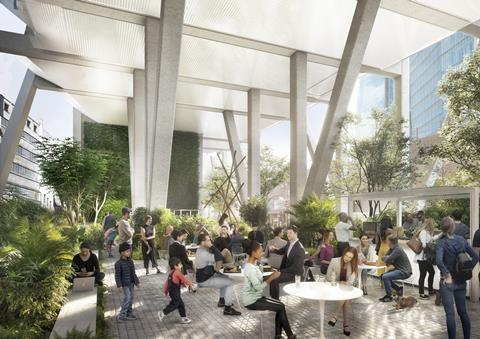 Colechurch House CIT and Foster Partners ground floor park chi (002 resize)