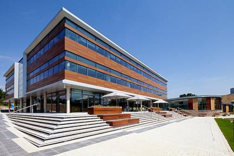 Centrum building, Norwich Research Park