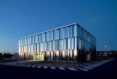 Fiteco office building in Change, France