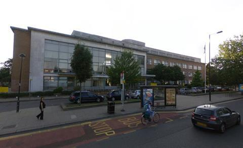 Haringey Civic Centre in 2008