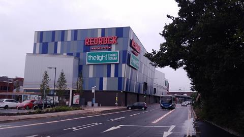 Redrock Stockport: Winner of the Carbuncle Cup 2018