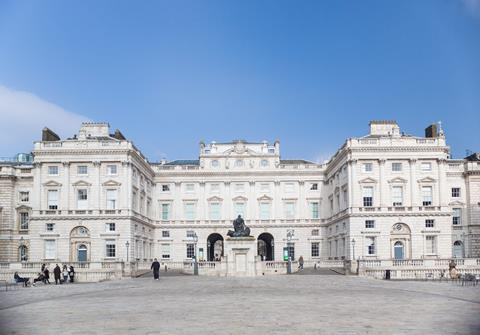 The Courtauld Gallery, Somerset House