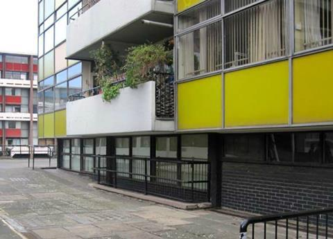 Part of Great Arthur House earmarked for conversion into new infill flats