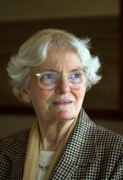 Denise Scott Brown portrait, 2005