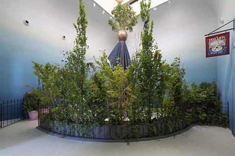 Image 04 - Exterior of Garden of Delights