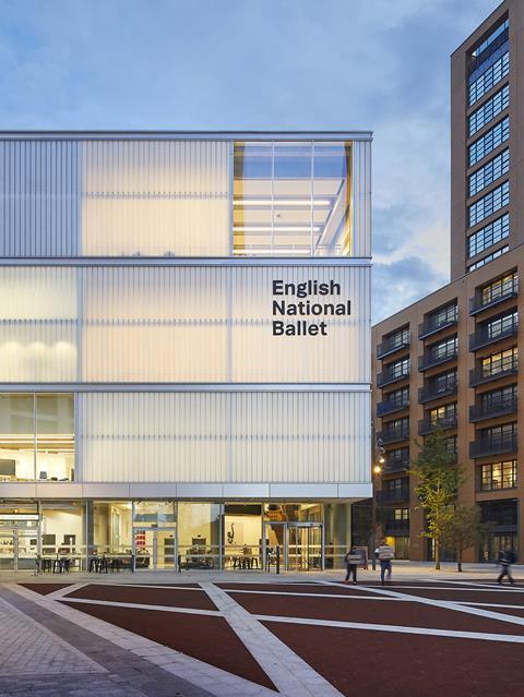 Glenn Howells' English National Ballet