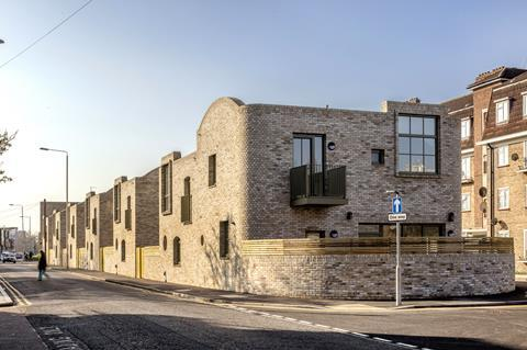 North Street by Peter Barber Architects