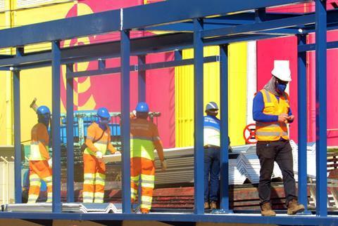 Covid builders