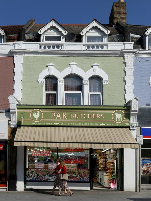 Bakers Arms Butchers AFTER