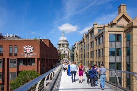 City of London School shutterstock