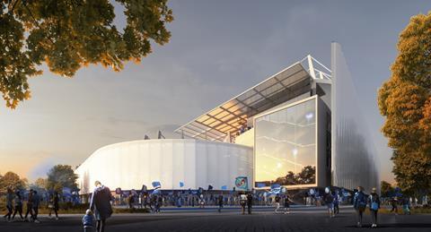 ©Populous & Rey de Crecy_Stade de la Mineau_Sout-West Corner (1)
