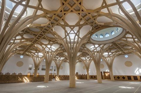 Cambridge Central Mosque_3870_Morley von Sternberg_Marks Barfield