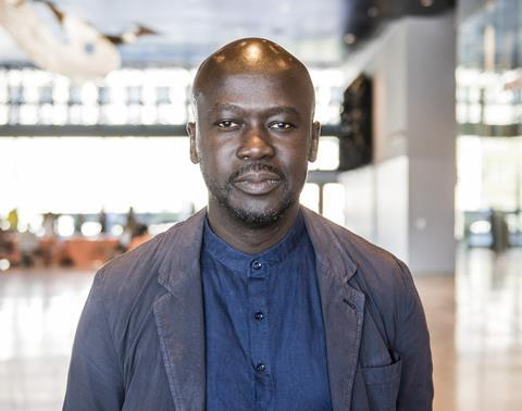 Sir David Adjaye (C)Alex Fradkin
