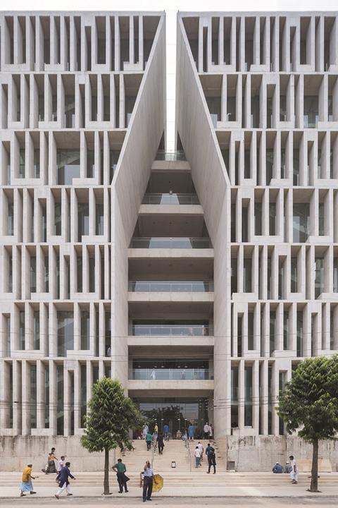 Designs of the Year shortlist: Gulshan Society Jame Mosque by Kashef Chowdhury and Urbana
