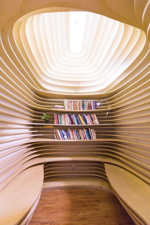 Designs of the Year shortlist: Digua Community by Shu Zhou