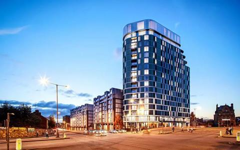 Falconer Chester Hall's 505-home Baltic Triangle proposals
