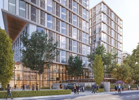 Kensington Forum plans