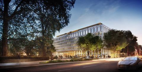 US Embassy Grosvenor Square