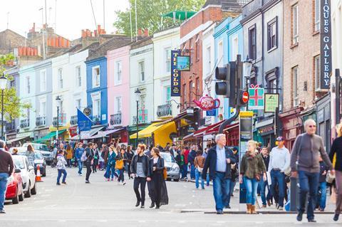 Portobello Road_Notting Hill_shutterstock_160433201