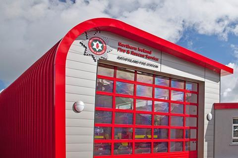 Rathfriland Fire Station