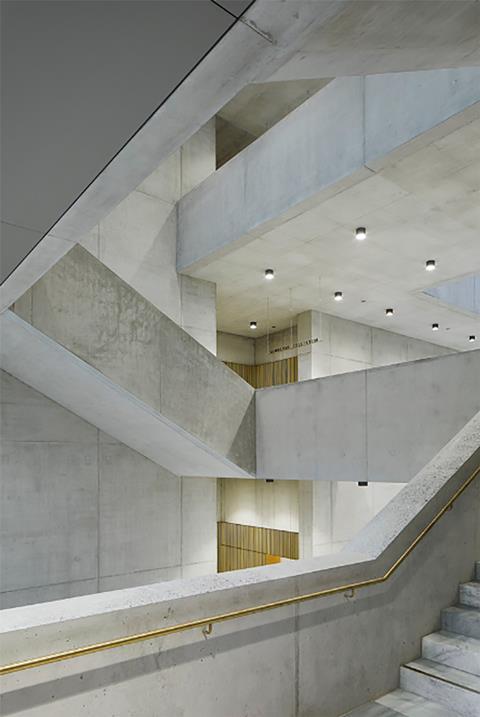3 David Chipperfield Architects – Kunsthaus Zürich
