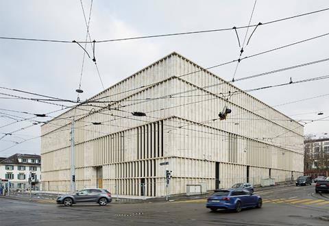 2David Chipperfield Architects – Kunsthaus Zürich