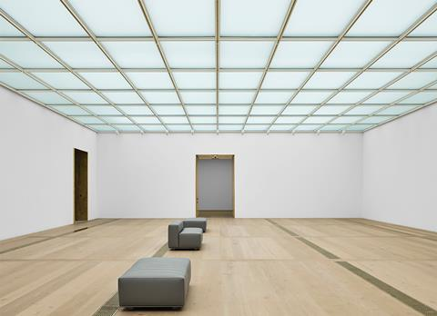 5 David Chipperfield Architects – Kunsthaus Zürich