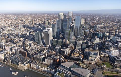 resize_Future City skyline. CREDIT - Didier Madoc Jones of GMJ and City of London Corporation