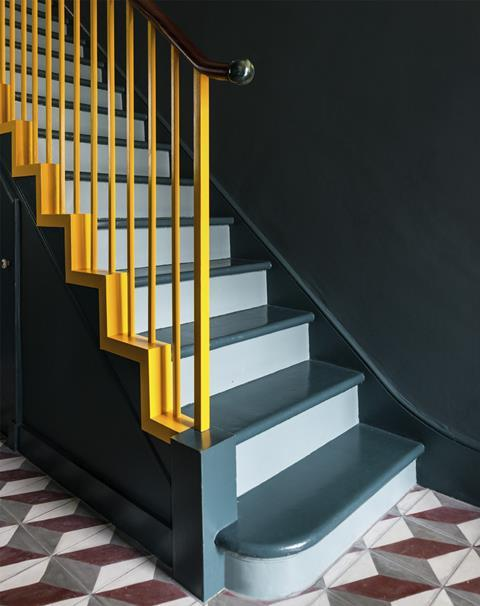 YAYA winners_Office S and M_Valetta House stair