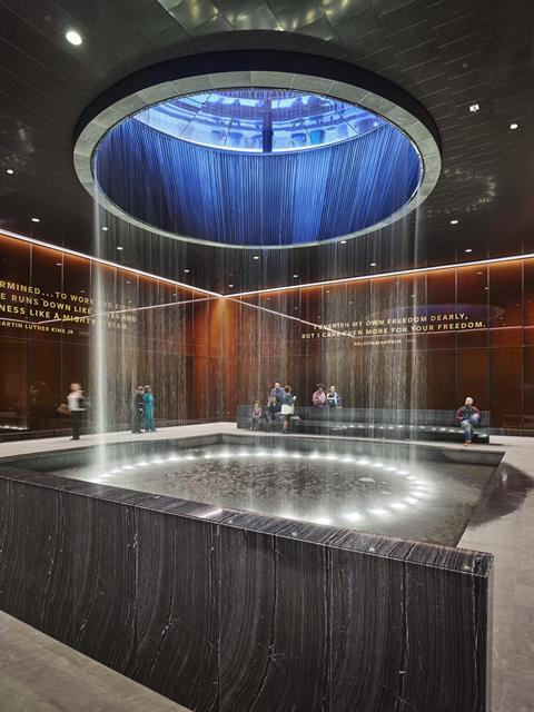 Smithsonian National Museum of African American Arts and Culture - Washington DC - Alan Karchmer