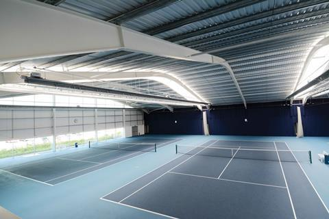 Edgbaston priory sports hallsmall