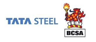 TATA BCSA logo